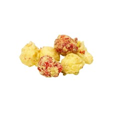 Gourmet Strawberry Cheesecake Popcorn